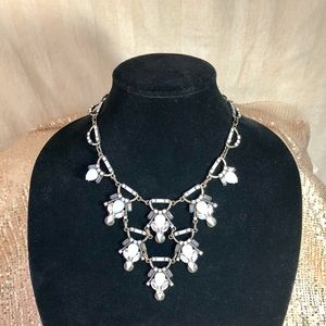 🌸Edgy Statement Necklace Saks 5th Avenue🌸